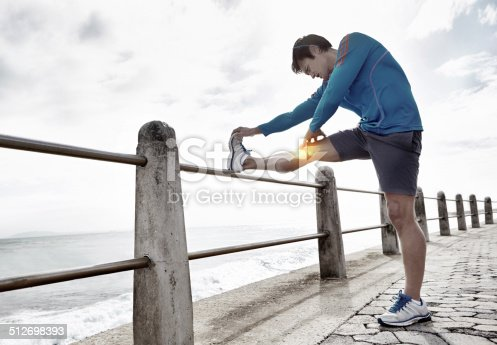 512698489 istock photo Stretch...and avoid injury 512698393