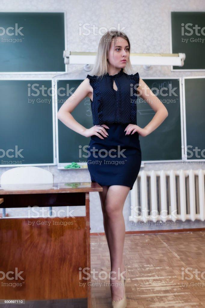 Lehrerin hot Teacher