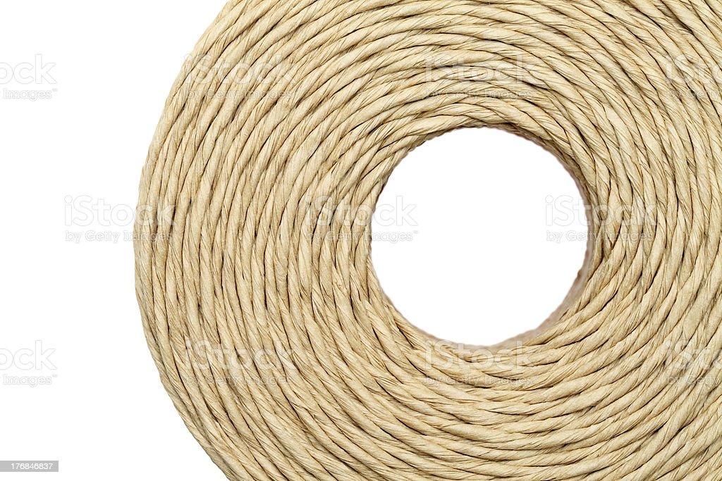 String hank royalty-free stock photo