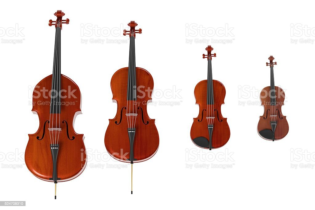 string musical instruments stock photo