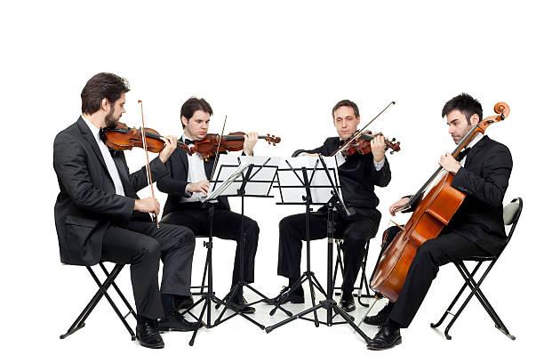 String quartet String quartet players string instrument stock pictures, royalty-free photos & images