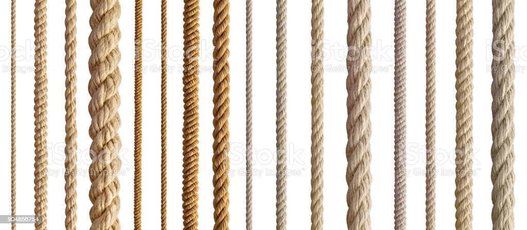 string rope cord cable line stock photo