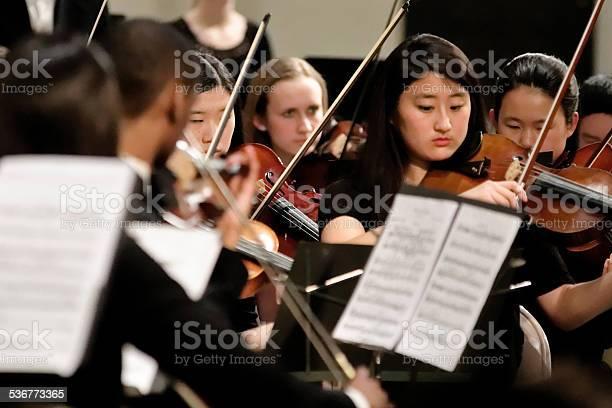 String Abschnitt Philadelphia Sinfonia Youth Orchestra Stockfoto und mehr Bilder von 2015