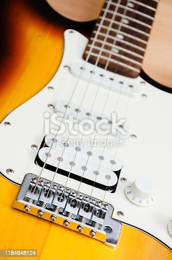 1014432572istockphoto strings on an electric guitar 1184648124