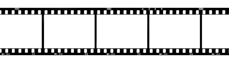 Strip Of Film Stock Photo - Download Image Now
