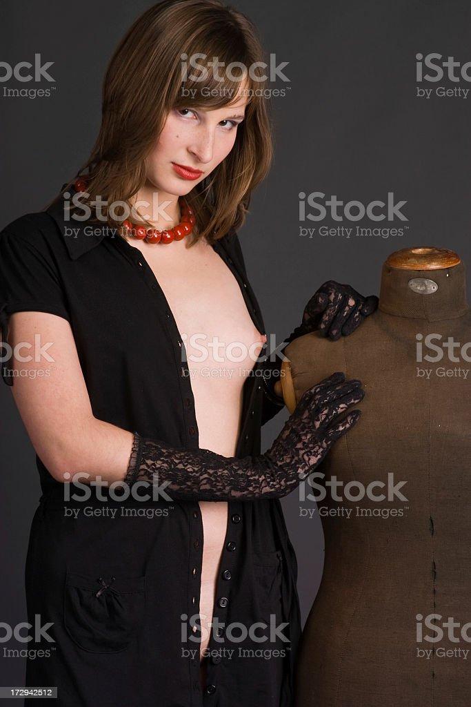 Сексуальный молодая девушка — pic 7