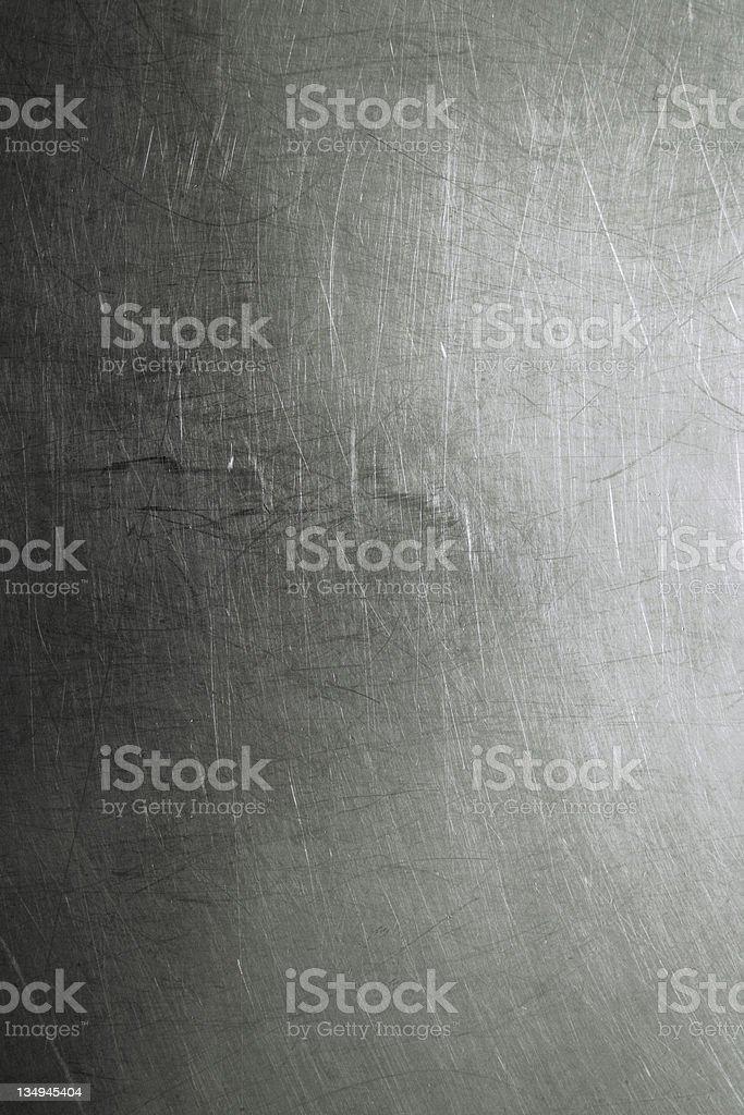 striped aluminium board royalty-free stock photo
