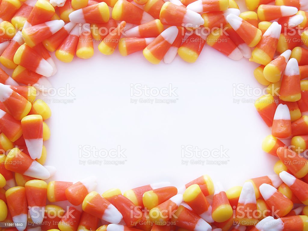 Striped Candy royalty-free stock photo