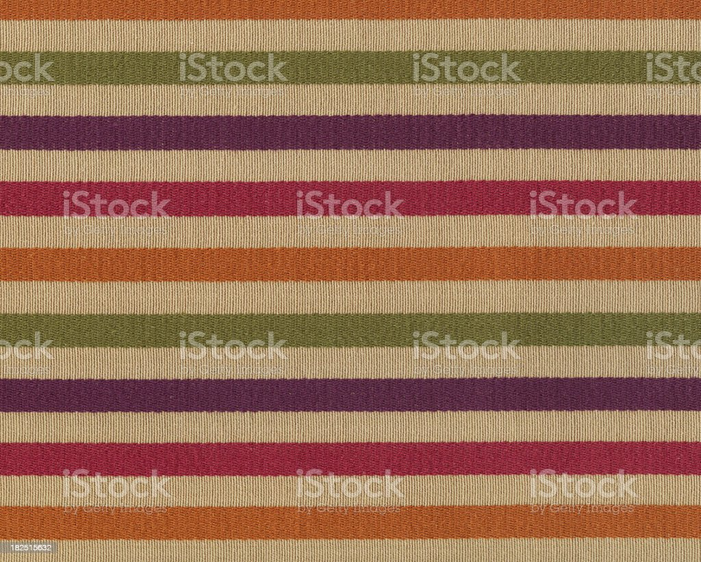 striped fabric royalty-free stock photo