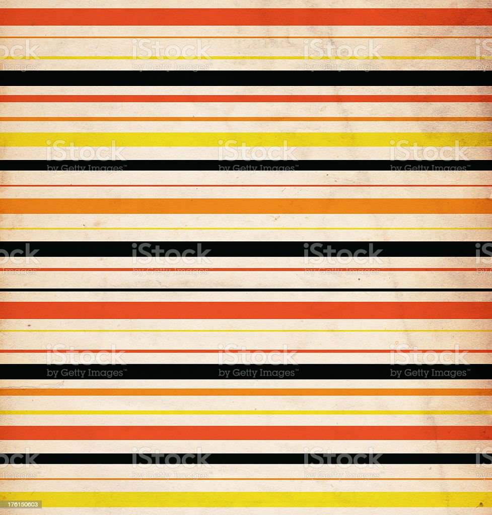 Striped Halloween Background Paper royalty-free stock photo