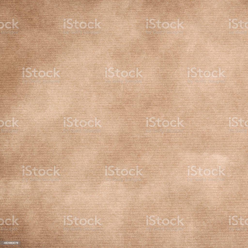 striped kraft paper stock photo