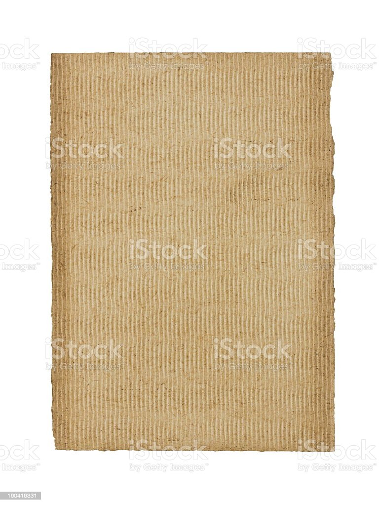 Striped lines paper royalty-free stock photo