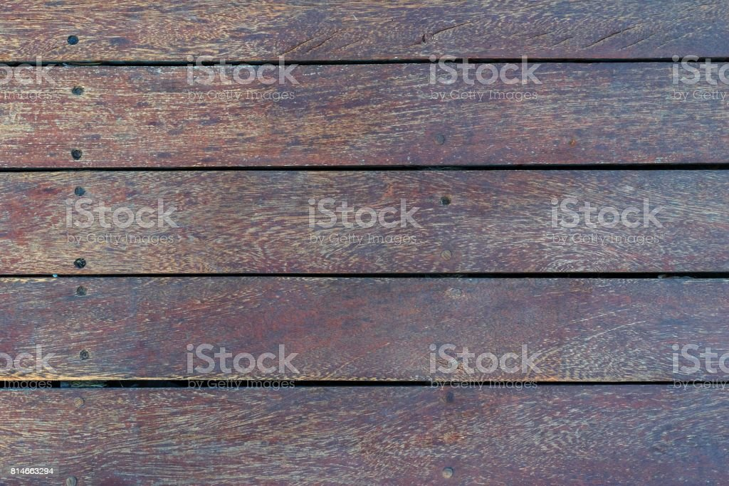 striped texture of old wooden boards stock photo