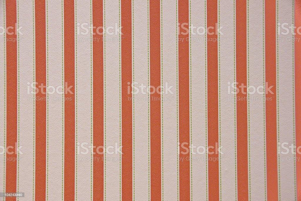 Striped wallpaper royalty-free stock photo