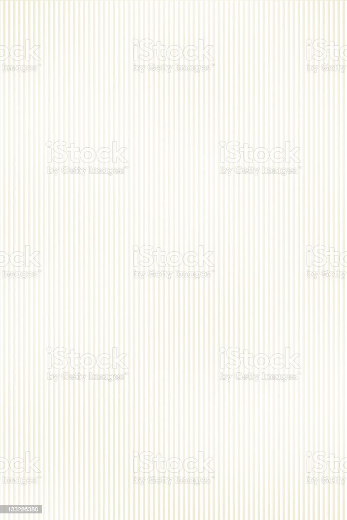Striped white paper stock photo