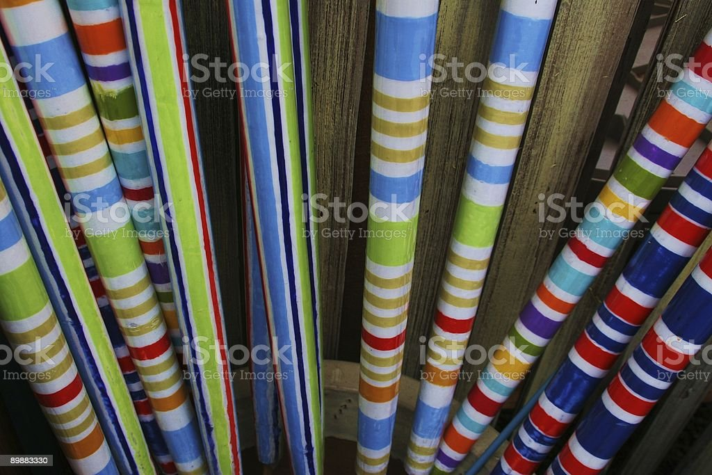 Stripes royalty-free stock photo