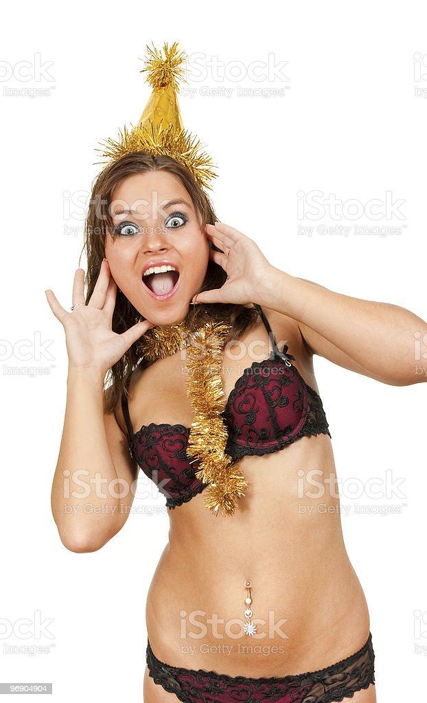 Stripper royalty-free stock photo