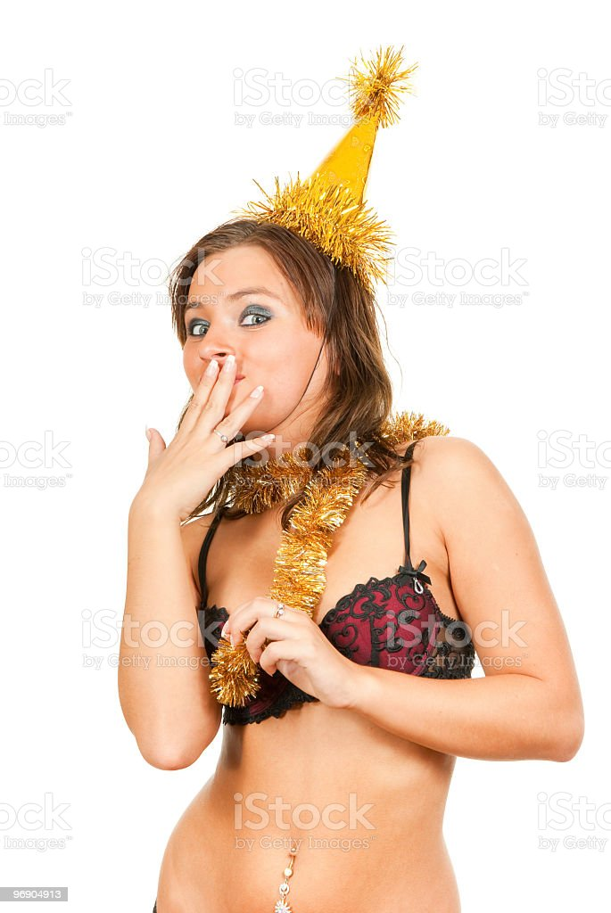 Stripper royalty-free stock photo