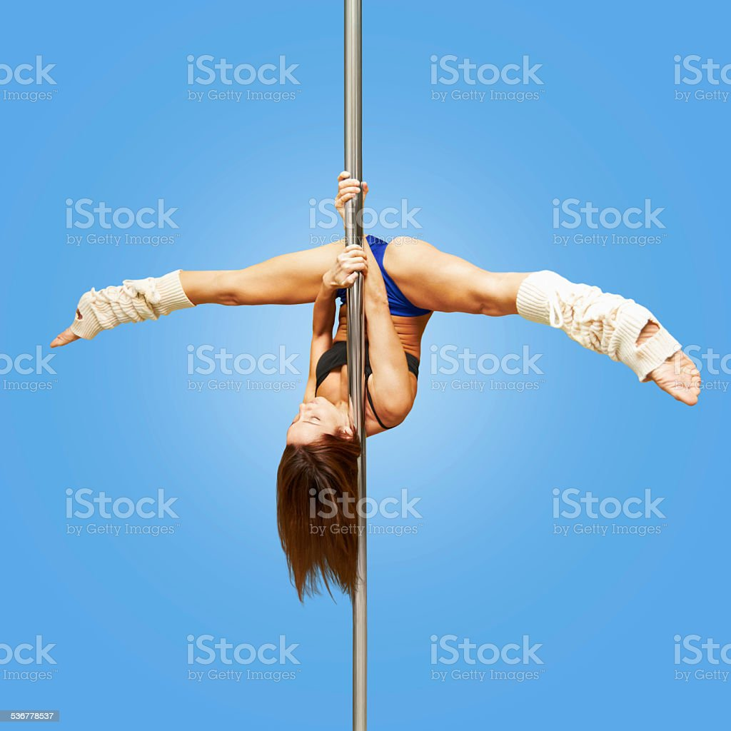 Strippercise stock photo