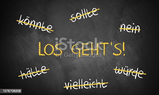 istock stroked words like could and should and
