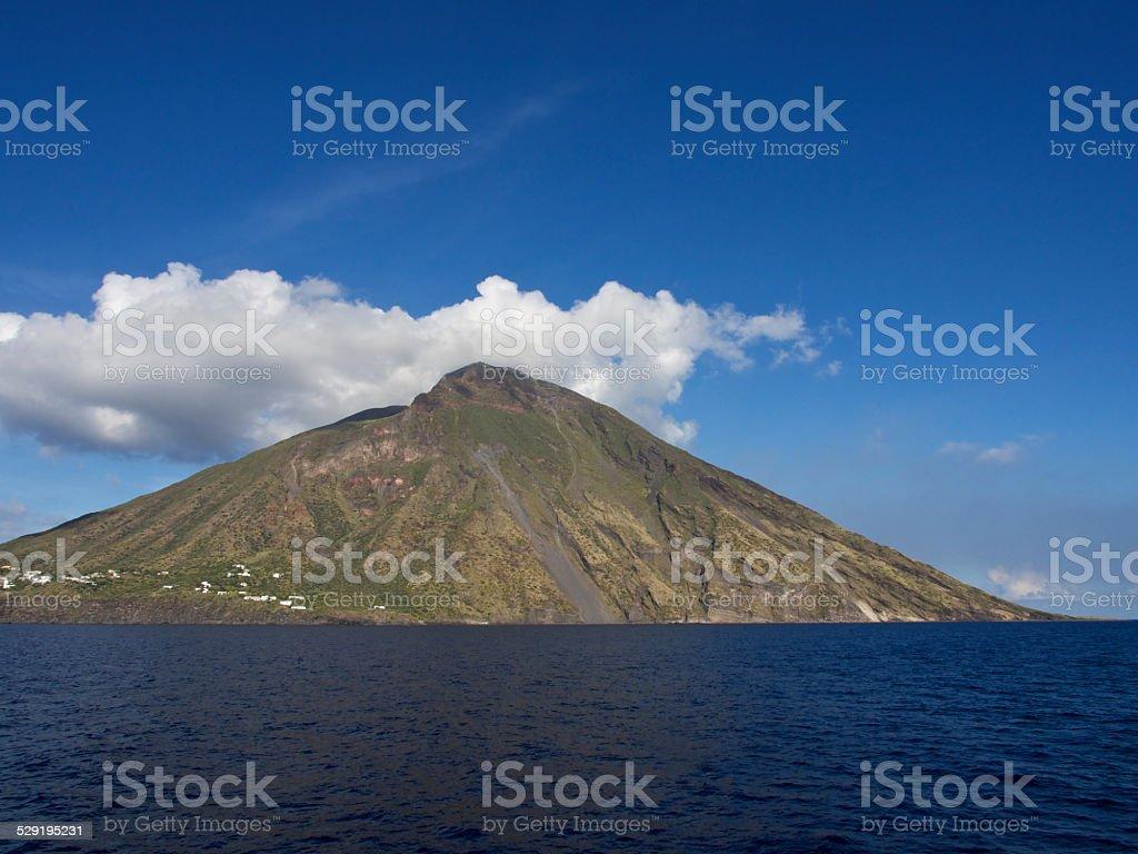 vulkan stromboli italien