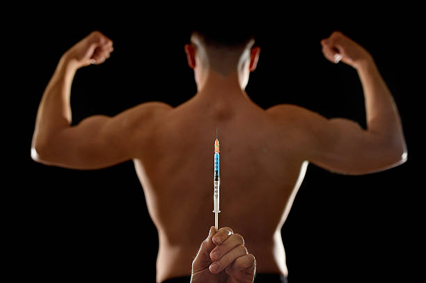 the use of steroids in sports and how it can lead to disqualification in a sports event