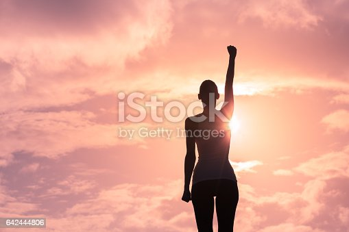 952953174 istock photo Strong confident woman 642444806