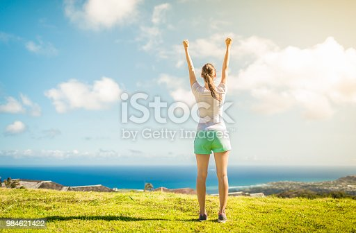 952953174 istock photo Strong, confident woman 984621422