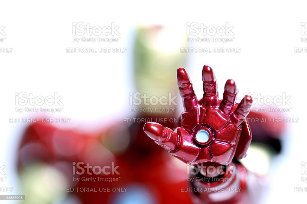 Strong Hands stock photo