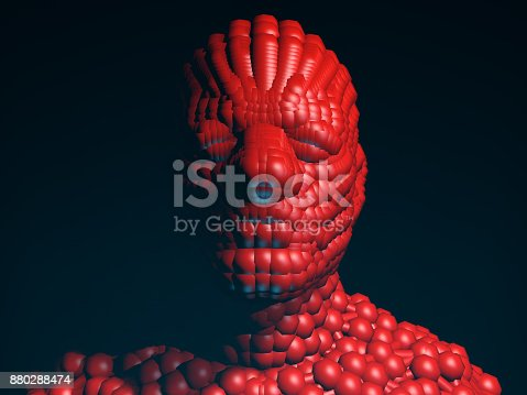 istock Strong Immune System 880288474