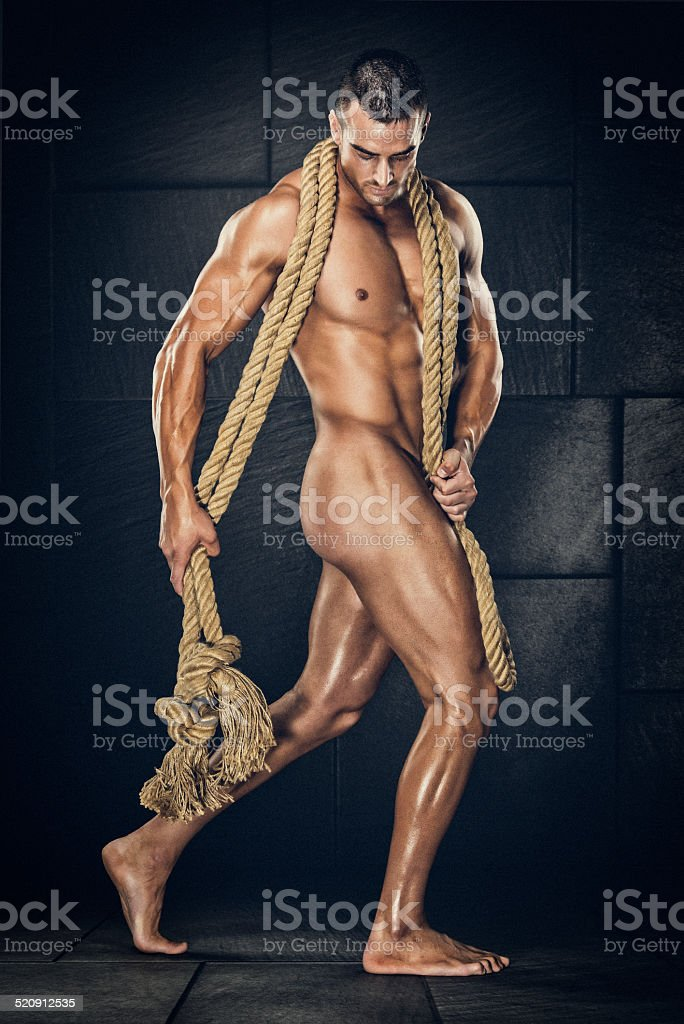 Strong Is Beautiful stock photo