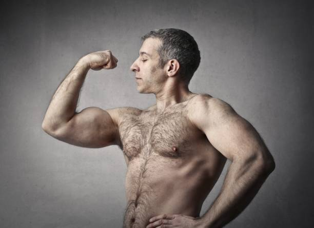 Nude Italian Men Stock Photos, Pictures & Royalty-Free