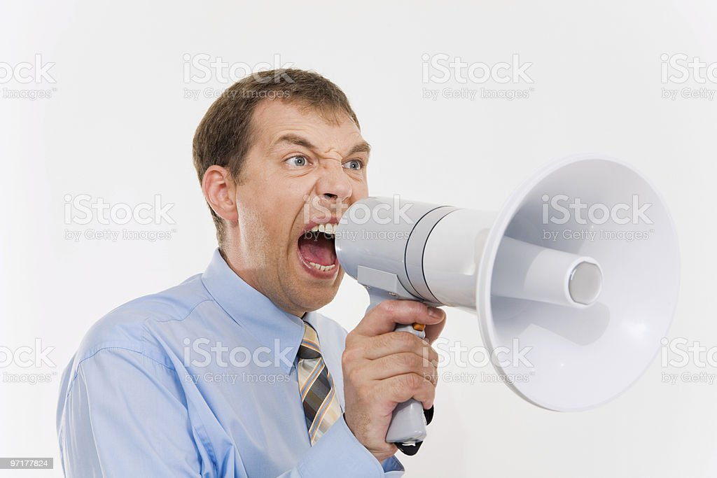 Strong order royalty-free stock photo