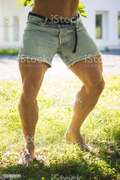 Legs men thick 3 Ways