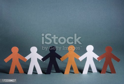 istock Strong together! 172209627