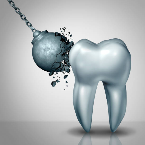 strong tooth enamel - enamel stock photos and pictures