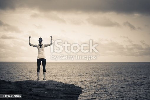 952953174 istock photo Strong woman 1126337306