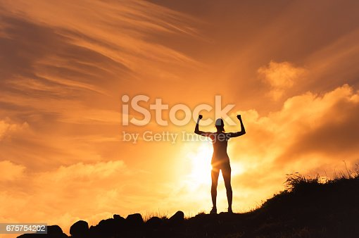 istock Strong woman 675754202