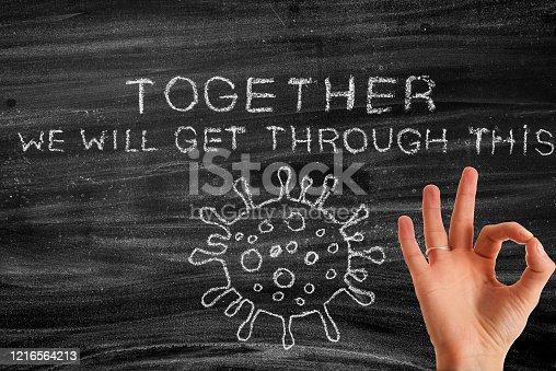 Stronger Together,Coronavirus outbreak