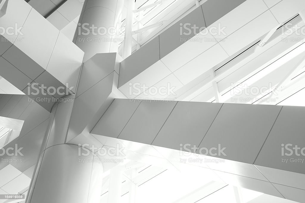 Structural Connection stock photo