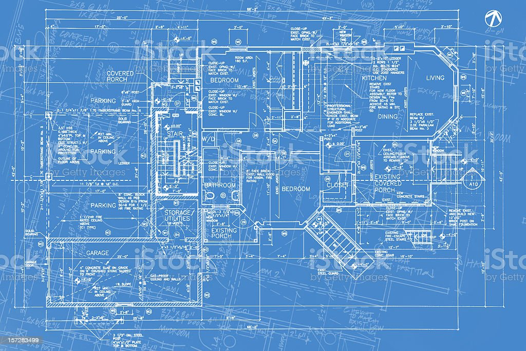 How to Make Blueprint Paper