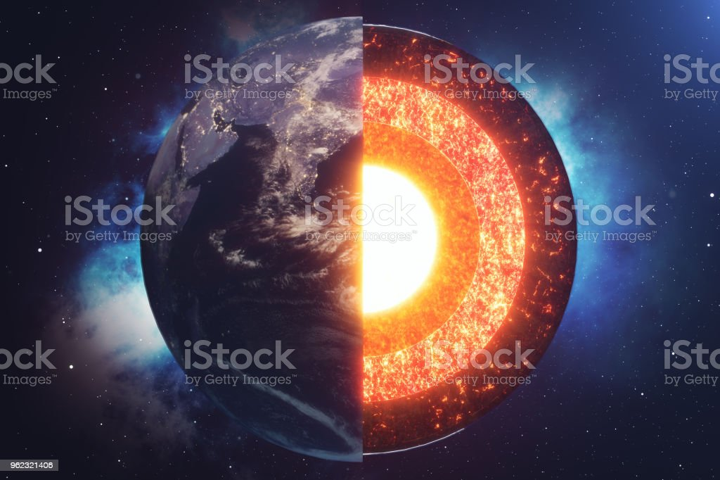 Structure Core Earth Structure Layers Of The Earth The