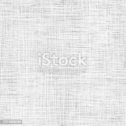 Light gray texture background made of very thin and short black strokes arranged diagonally and vertically on white paper  background. Woven material with visible thread interlacing. Visible imperfections and uneven lines.  Abstract and uniqe textile pattern design background.  It resembles a denim material from a close up or a surface hand drawn by sharp pencil. Zoom to see the details.  SEAMLESS PATTERN - duplicate it vertically and horizontally to get unlimited area.
