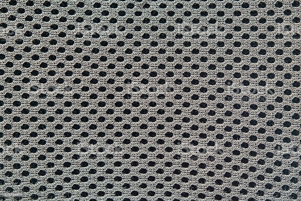 Structure of wattled fabric royalty-free stock photo