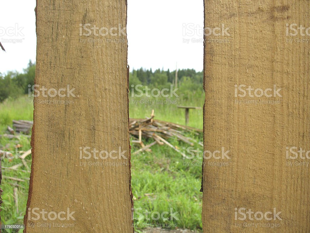structure of wood board royalty-free stock photo