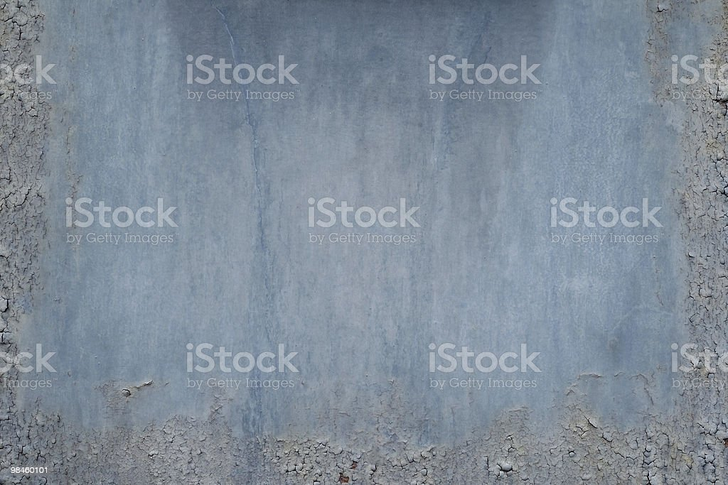 Structured metal surface royalty-free stock photo