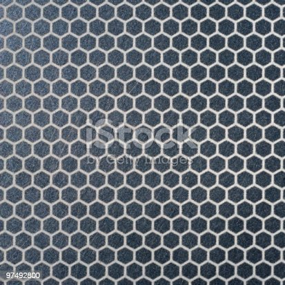 Structured Plastic Surface Stock Photo & More Pictures of Abstract