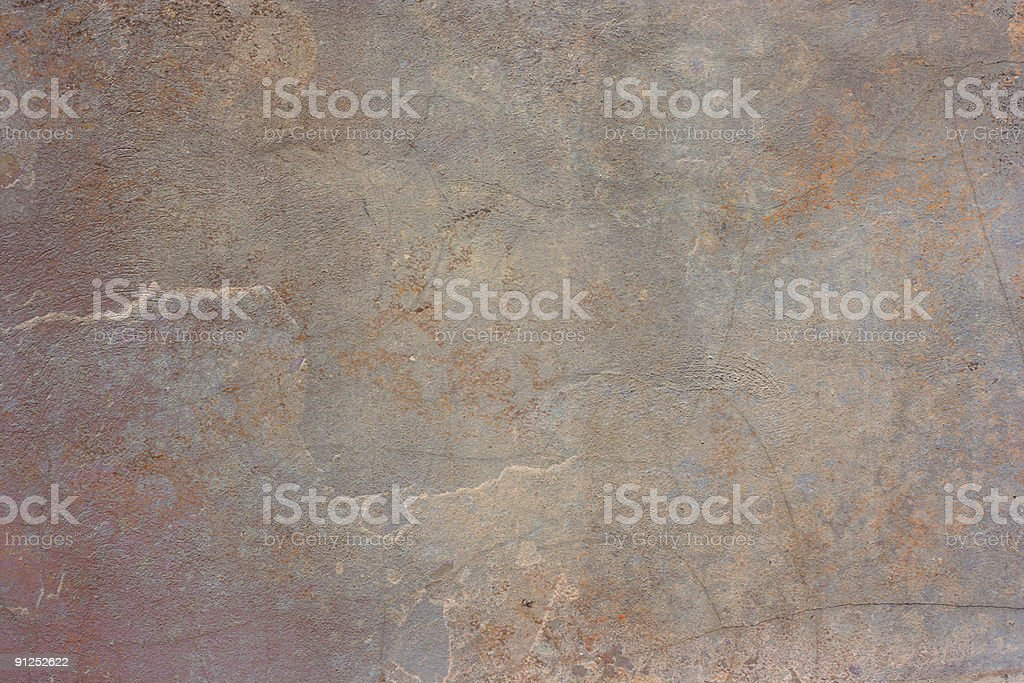 Stucco Rust Texture Background Wallpaper stock photo