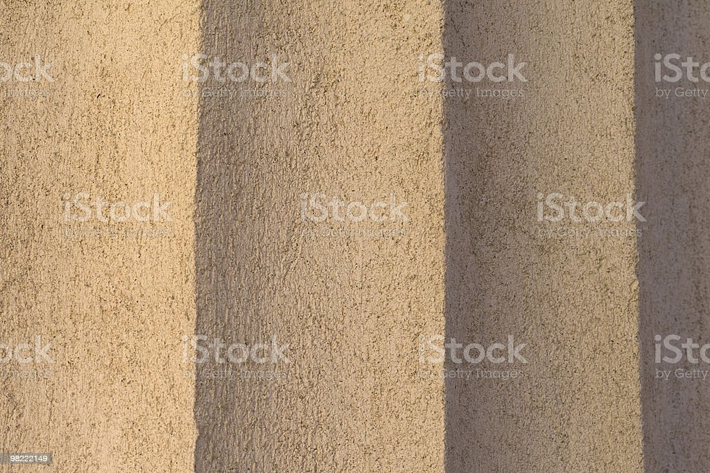 Stucco Tecture royalty-free stock photo