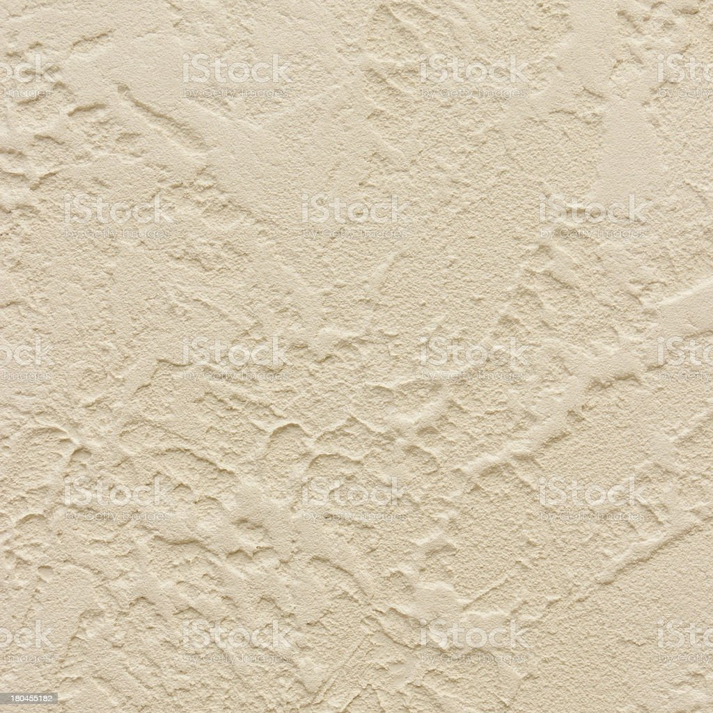 Stucco wall background or texture royalty-free stock photo